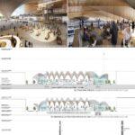 Brno New Main Train Station - Diller Scofidio + Renfro LLC