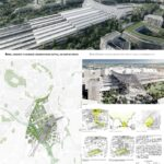 Brno New Main Train Station - Marc Mimram Architecture & Associés