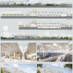Brno New Main Train Station - Albert Wimmer ZT-GmgH