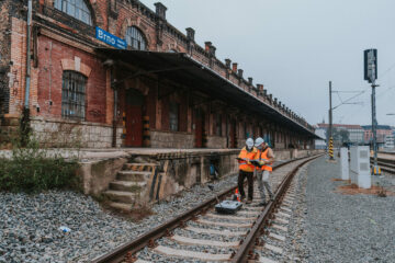 The exploration of the historic viaduct has begun – it is to be transformed into Brno's urban esplanade